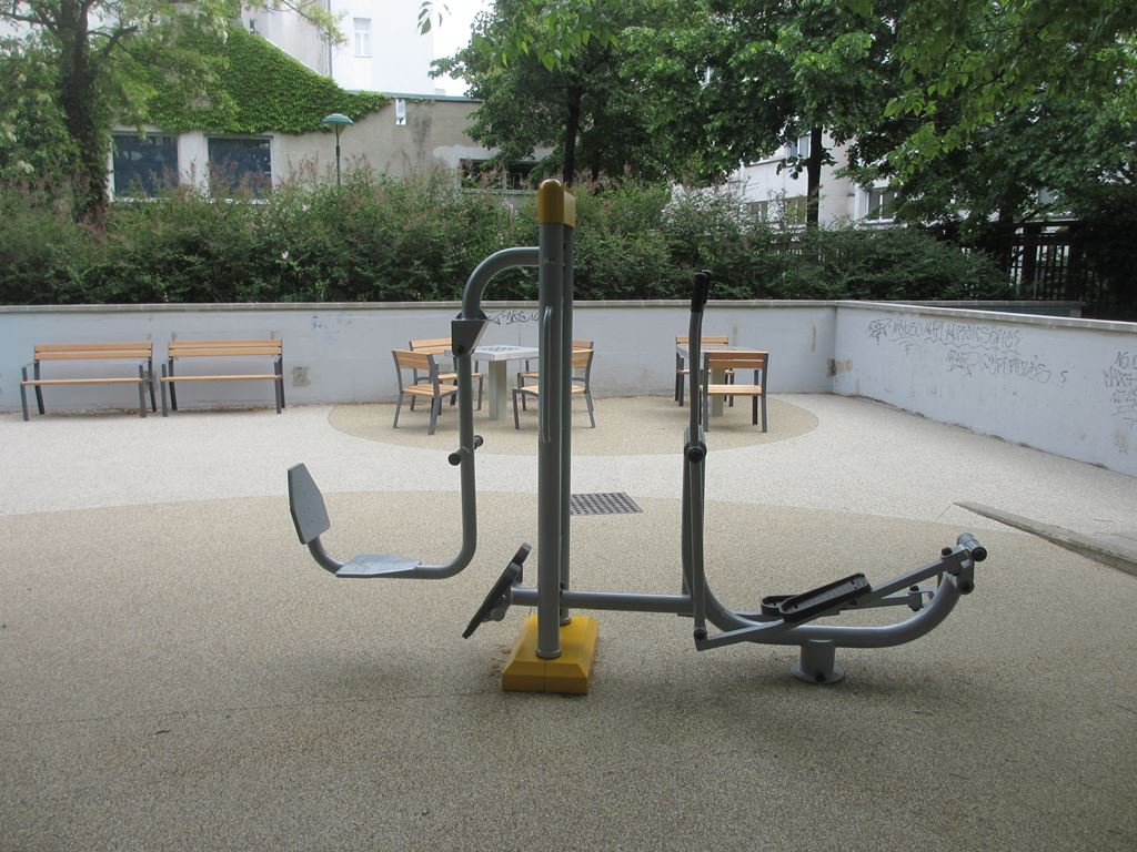 FreeGym - 1030 Rochusplatz