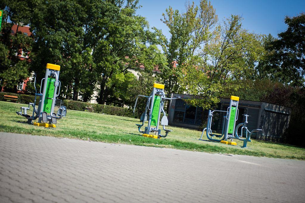 FreeGym - Vogelweidpark