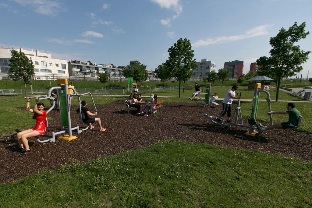 FreeGym - Pan Park