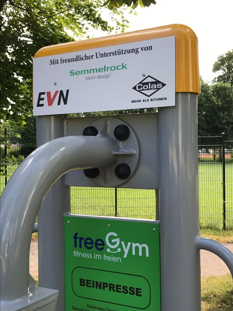 FreeGym - 2721 Brunn-Bad Fischau