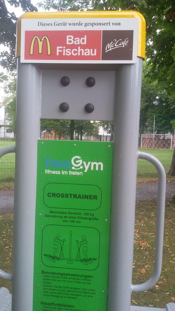 FreeGym - 2721 Brunn-Bad Fischau