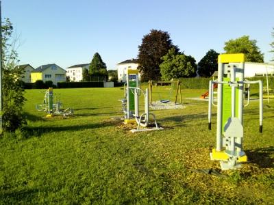 FreeGym | fitness im Freien - Duttendorf