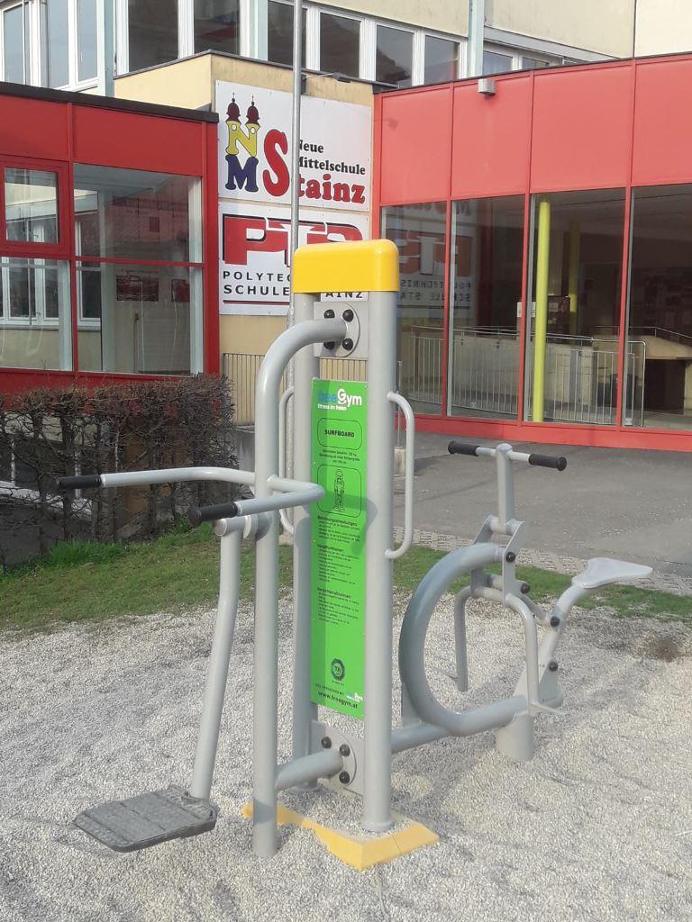 FreeGym - 8510 Staninz Neue Mittelschule