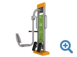 FreeGym Geräte - Beinpresse