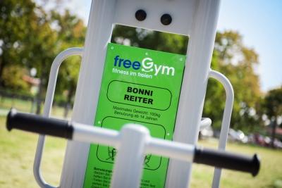 FreeGym Geräte - Bonni Reiter