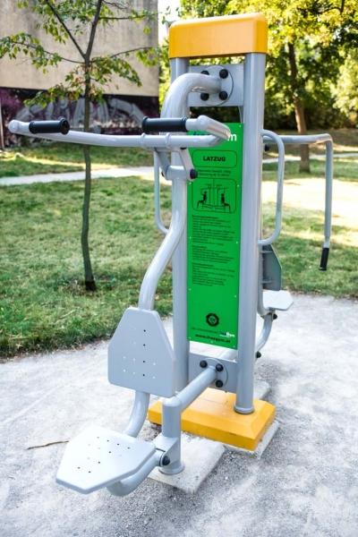 FreeGym Geräte - Latzug