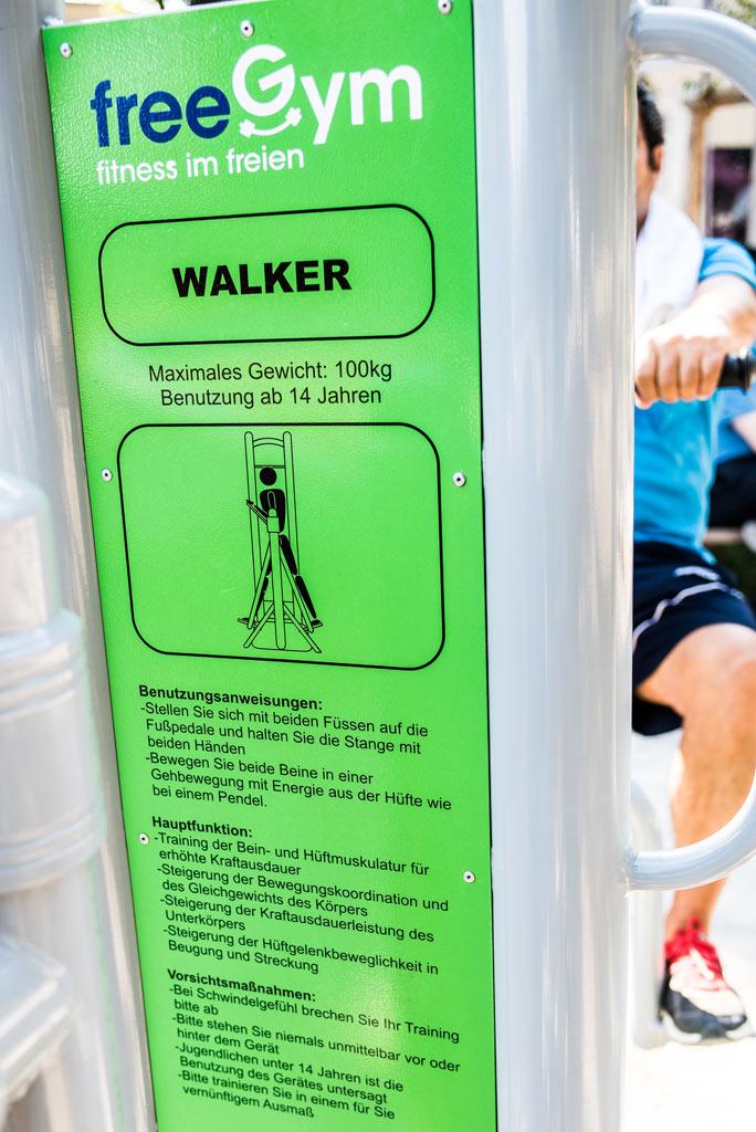 FreeGym Geräte - Walker