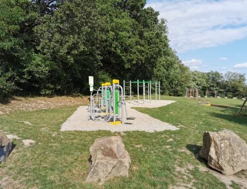 Neue Anlage in Leobendorf – Burgspielplatz