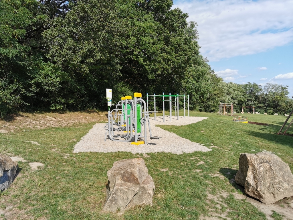 FreeGym Anlage in Leobendorf