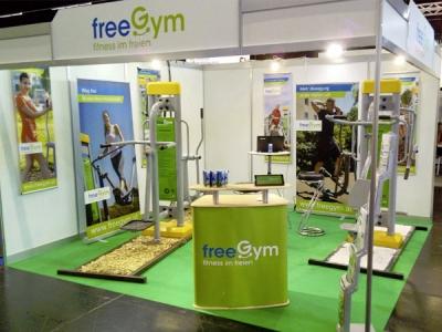 FreeGym | fitness im Freien - Messen