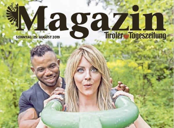 FreeGym - Tiroler Tageszeitung Fitness im Freien ist der Renner